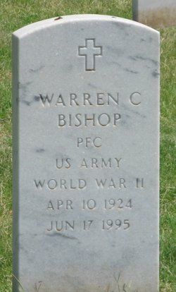 Warren C Bishop