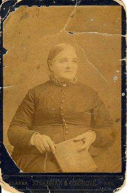 Julia Ann <I>Douglass</I> Merriam