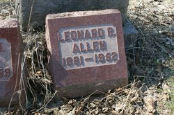 Leonard Ray Allen