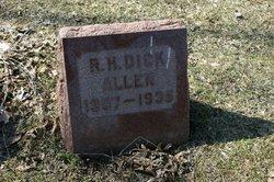 """Richard H. """"Dick"""" Allen"""