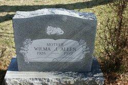 Wilma J. <I>Stacy</I> Allen