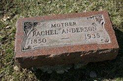 Rachel <I>Stillwell</I> Anderson