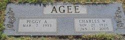 Peggy A Agee