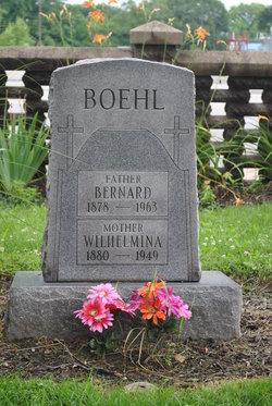"""Wilhelmina """"Minnie"""" <I>Kettler</I> Boehl"""