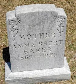 Amma Nancy <I>Short</I> Baker