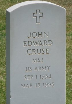 John Edward Cruse
