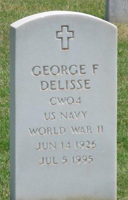 George F Delisse