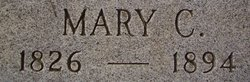 Mary Charlotte <I>Henry</I> Mooney