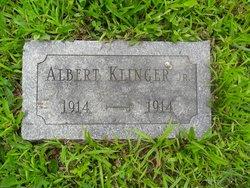 Albert Klinger, Jr