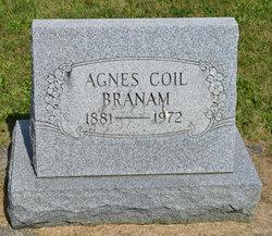Agnes <I>Coil</I> Branam