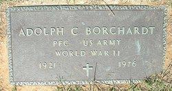 Pvt Adolph C. Borchardt
