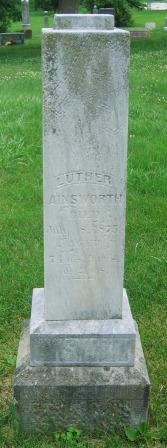 Luther Ainsworth