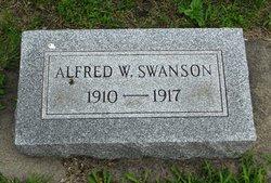 Alford W. Swanson
