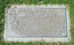 Anita J Anderson