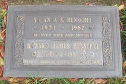 Yolanda S <I>Sillas</I> Henschel