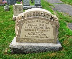 Susannah E. <I>Deibert</I> Albright