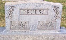 Viola Grace <I>Wagner</I> Pruess