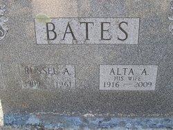 Alta A Bates