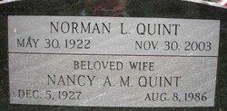 Nancy A.M. Quint