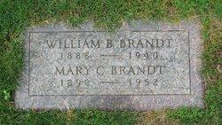 William B Brandt