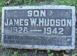 James W. Hudson