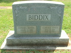 Clarence Finley Biddix