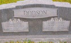Mary Louise Dodson