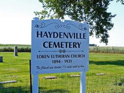 Haydenville Cemetery