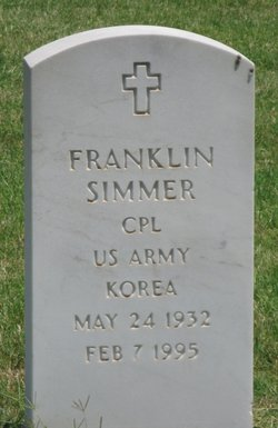 Franklin Simmer