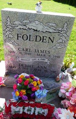 Carl James Folden