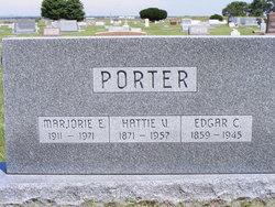 Hattie Violet <I>Mount</I> Porter