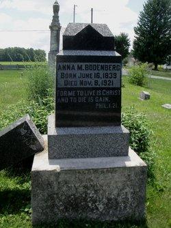 Anna Maria Bodenberg