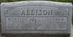 Clifford R. Allison