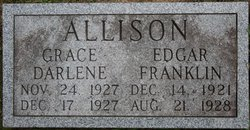 Edgar Franklin Allison