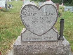 Mary E. Claar