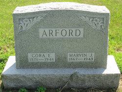 Marvin J Arford