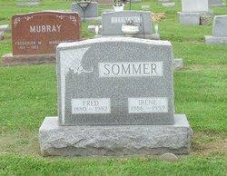 Irene <I>Keller</I> Sommer