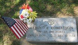 Arnold Lee Robertson