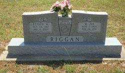 Willie Joe Riggan