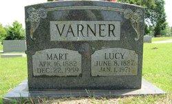 Lucy Cleveland <I>Morgan</I> Varner
