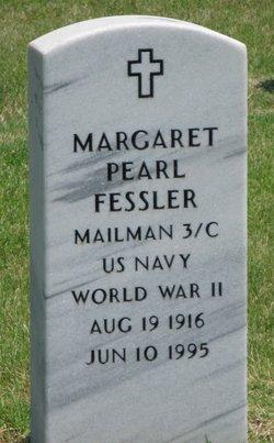Margaret Pearl Fessler