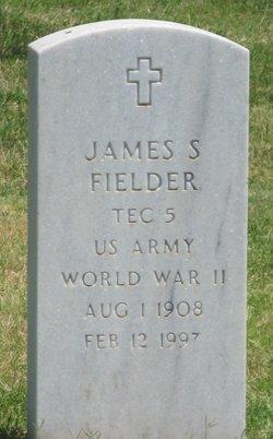 James S Fielder