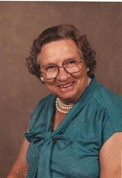 "Georgia Mae ""Granny"" <I>Standridge</I> Jones"