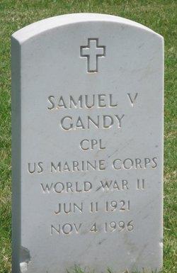 Samuel Vincent Gandy, Jr