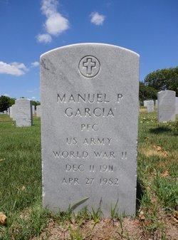 Manuel P Garcia
