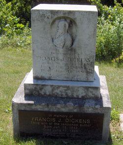 "Francis Jeffrey ""Frank"" Dickens"
