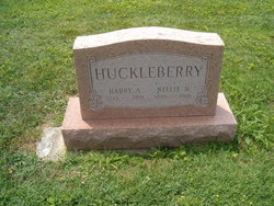 Harry A. Huckleberry