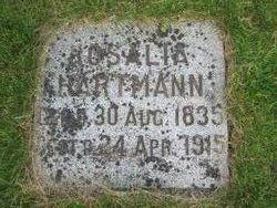 Rosalia <I>Dealinger</I> Hartmann