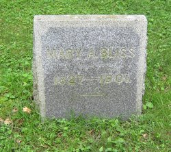 Mary Ancey <I>Seymour</I> Bliss