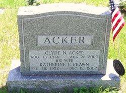 Clyde N Acker